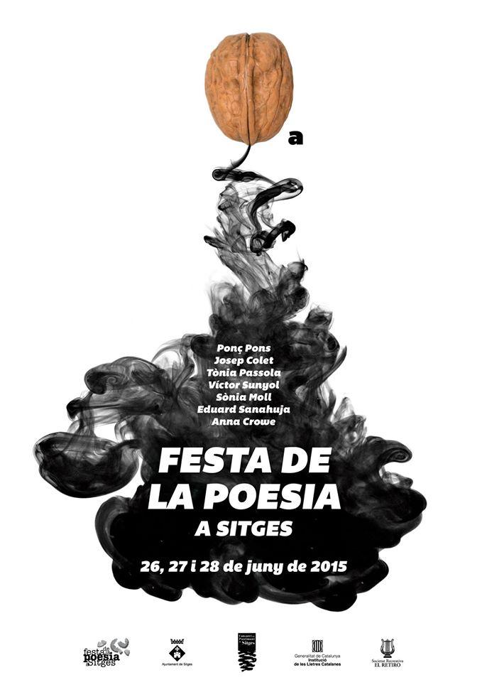 El cartell de la Festa és obra  de Pasgràfic: la seva característica empremta...