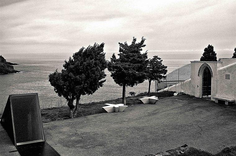 Cementiri de Portbou, Memorial Walter Benjamin, de Dani Karavan. Fot. Miquel Ruiz Avilés.