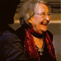 Montserrat Abelló, poeta i traductora. Fot. Quim Curbet.