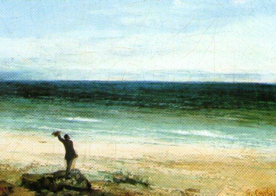 Courbet, La mar a Palavas