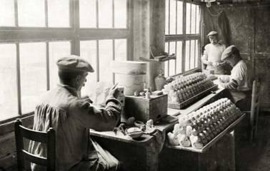 Eden Bebé a Barcelona. Brangulí 1914, ANC