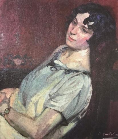 Claudi Castelucho, Retrat de Lola Anglada