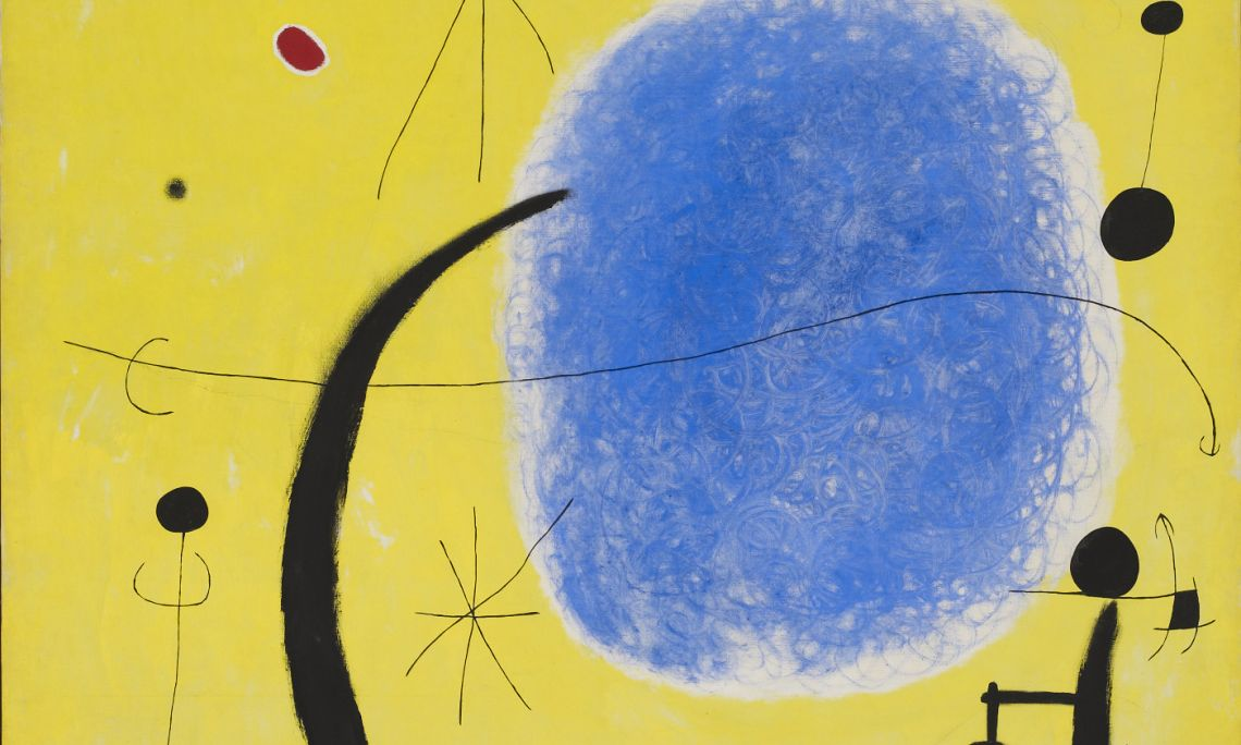 Joan Miró, L'or de l'atzur, 1967, Fund JMBcn