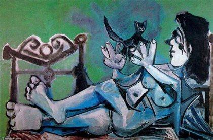 Picasso, Gat i nu de dona