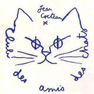 El gat de Jean Cocteau