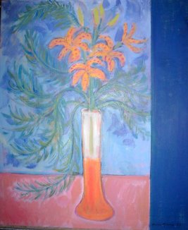 Maria Girona, Flors com a lliris