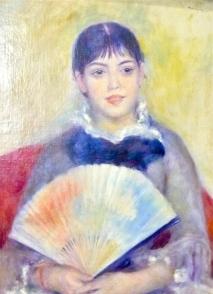 Renoir.La noia del ventall