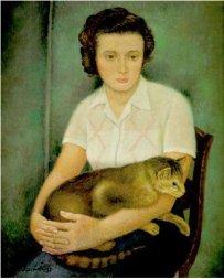 El gat de l'Olga Sacharoff