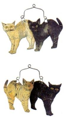 Els gats picassians (atribuïts)