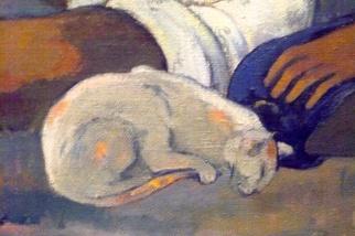 El gat de Gauguin