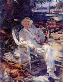 John Singer Sargent, Charles Deering Brickell Point, 1917