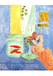 Matisse. Nu dels peixets vermells