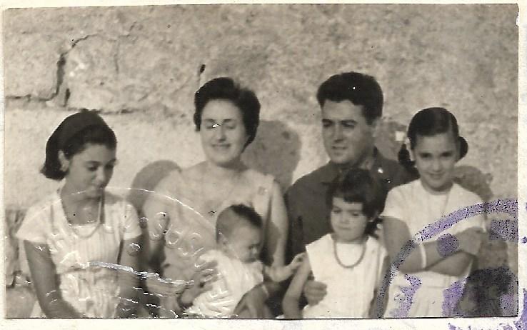 Foto de família 1965