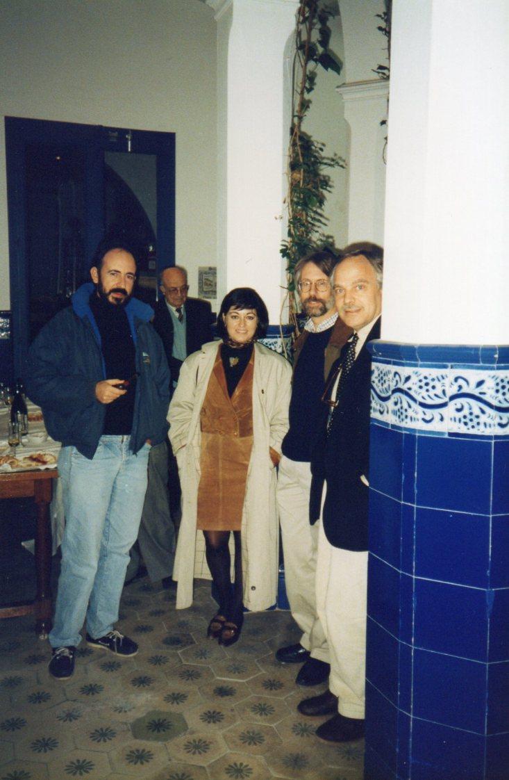 Lectura Poeta del Mes F Parcerisas, Febrer 1994, BPSR